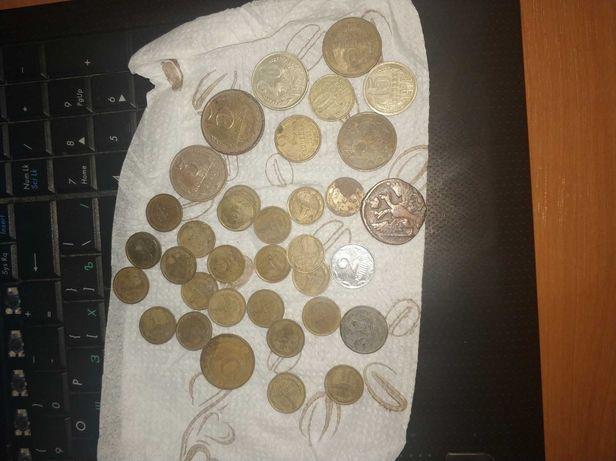 Облигации, монеты СССР