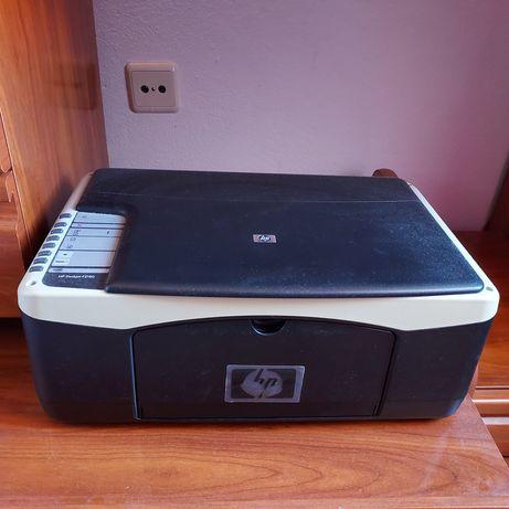 Impressora HP sem tinteiros