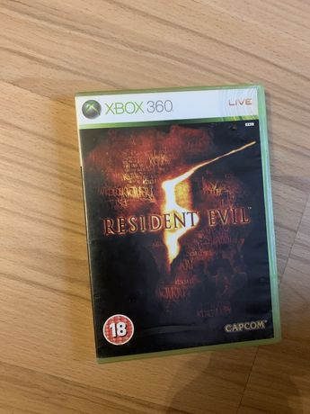 Gry xbox 360 Resident Evil