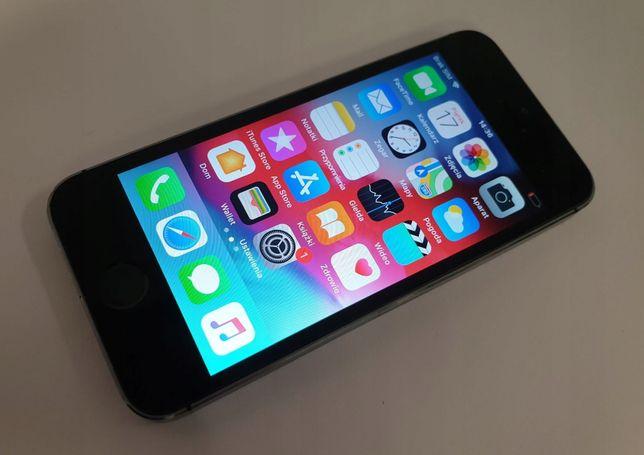 Telefon Smartfon Apple iPhone 5S gwiezdna szarość 16 GB