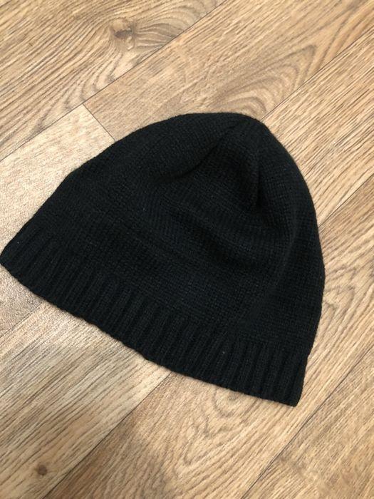 Черная мужская шапка Харьков - изображение 1