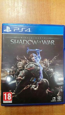 gra Shadow of War Cień wojny PS4 PL