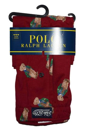 Ralph Lauren L NOWE bokserki POLO Bear