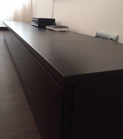 Móvel de televisão e acessórios para sala de estar e/ou jantar