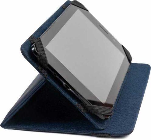 """Універсальний чохол обложка для планшета D-Lex LXTC-2007-DB 7"""" Blue"""