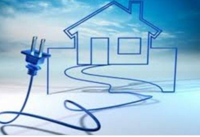 Электромонтаж квартир, домов, офисов под ключ