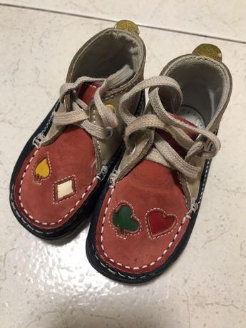 Buty dziecięce Naturino rozm 18