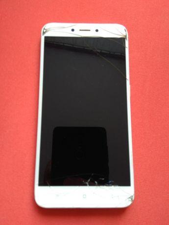 Xiaomi Redmi 4X 3/32 GB złoty, uszkodzony