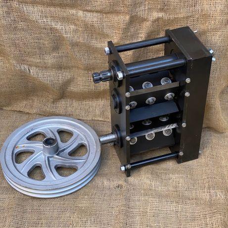 Садовый режущий модуль,дробилка/измельчитель веток(с приводным шкивом)