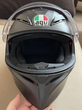 Шлем AGV K3 matt black