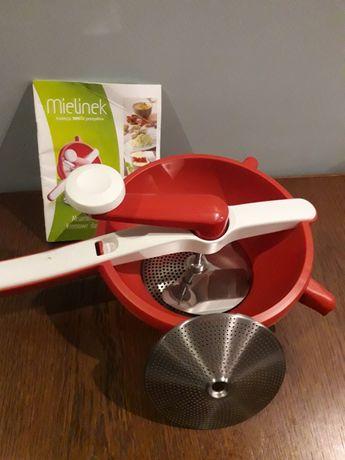 Mielinek Tupperware, przyrząd do przecierania miękkich owoców, warzyw