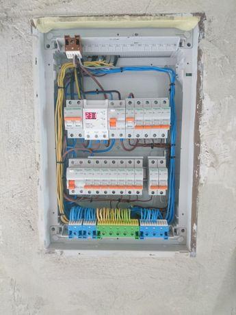 Ремонт під ключ, парове опалення, електрика.