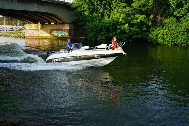 Passito 630 Sundeck łódź motorowa - nowa