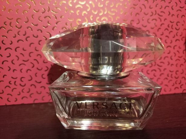 Флакон оригинальных духов Versace bright crystal