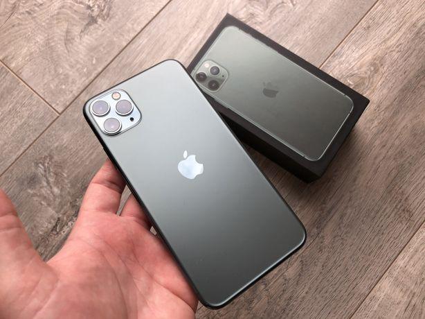 iPhone 11 Pro Max 256gb Midnight Green #i331