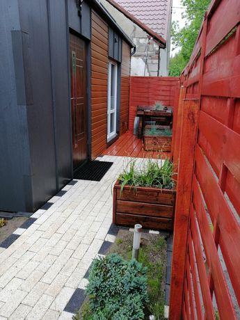 Mini apartament Domek mobilny gotowy 6x2.5 15m2
