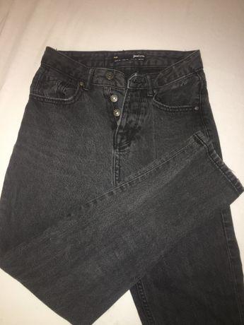 Spodnie mom jeans stradivarius