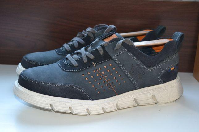 Fretz men 44р кроссовки ботинки кожаные. оригинал как ecco geox