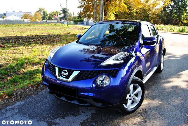 Nissan Juke 1.6 Benzyna * LIFT * LEDY * 105 000 km udokumentowane * Zadbany