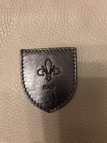 Genuine leather torebka skóra naturalna!