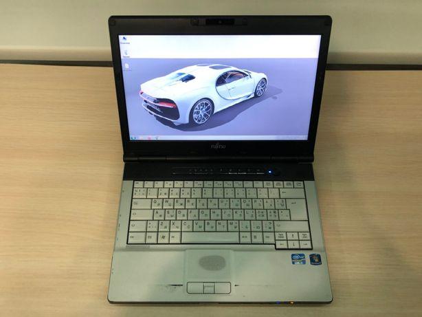 Fujitsu Lifebook S751(i3-2310M, Видеокарта-2GB, HDD -250GB, DDR3 -4GB)