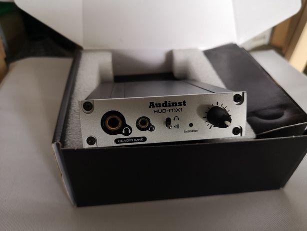 Audinst hud mx-1 DAC, wzmacniacz słuchawkowy