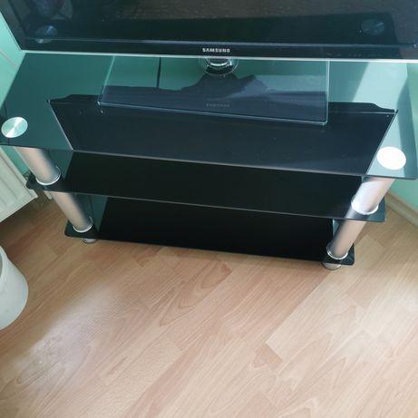 Szklany stolik, szafka pod telewizor