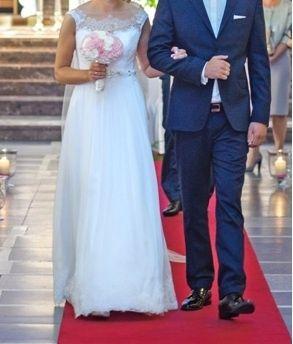 Suknia ślubna marki Nabla