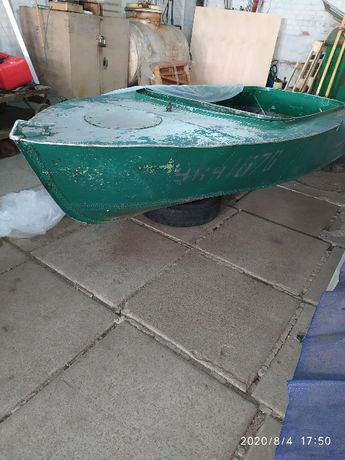 МКМ лодка, легкая, остойчивая , суперудобная