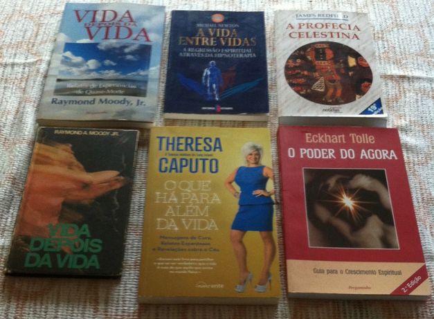 varios livros esotericos