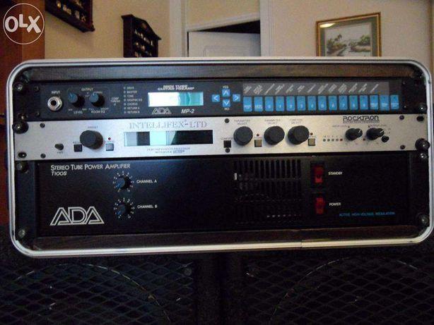 Vendo ou Troco ADA MP2 + Rocktron Intellifex para guitarra