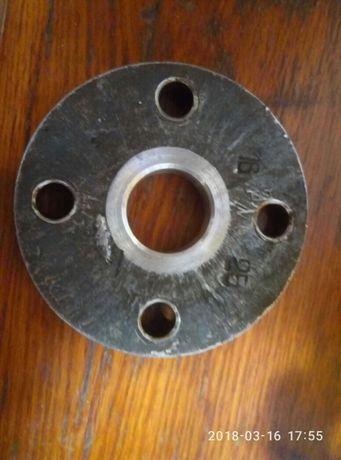 Фланец нержавеющая сталь воротниковый приварной Ду 32 Ру 16