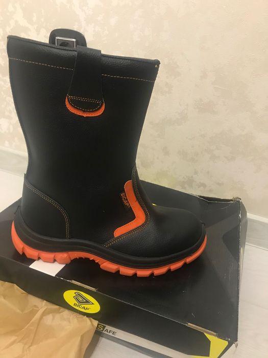 Чоботи-ботинки нові для рибалки,роботи Киев - изображение 1