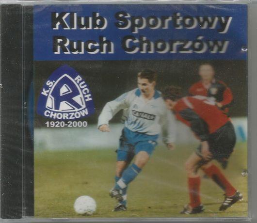 KS Ruch Chorzów - płyta CD wydana na jubileusz 80 -lecia .