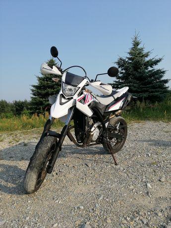 Motor Yamaha WR 125x