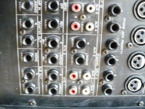 Kultowy Powerdd Mixser ROLAND PA-400