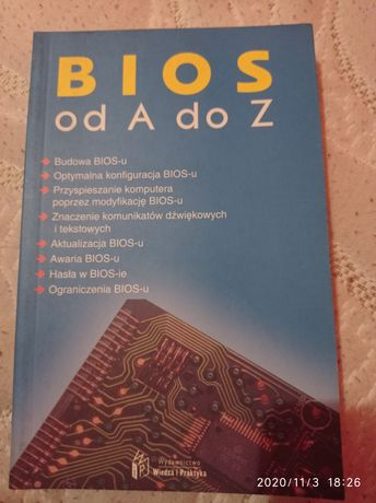 Książka BIOS od A do Z