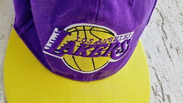 czapka/snapback/fullcap Los Angeles Lakers oryginał! NBA regulowana.