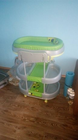 Ванночка-пеленатор Brevi Acqua Италия, ванночка, пеленальный столик