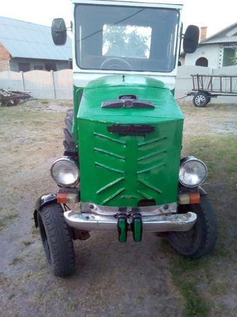 продаж саморобного трактора