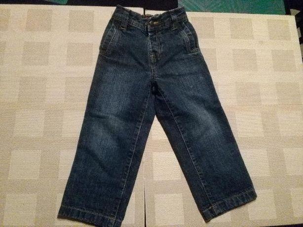 Spodnie jeansowe na wzrost 98 cm