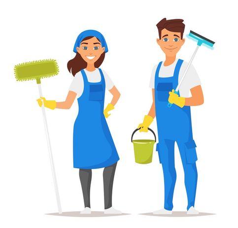 Limpezas de condomínios, escritórios, garagens, casas particulares