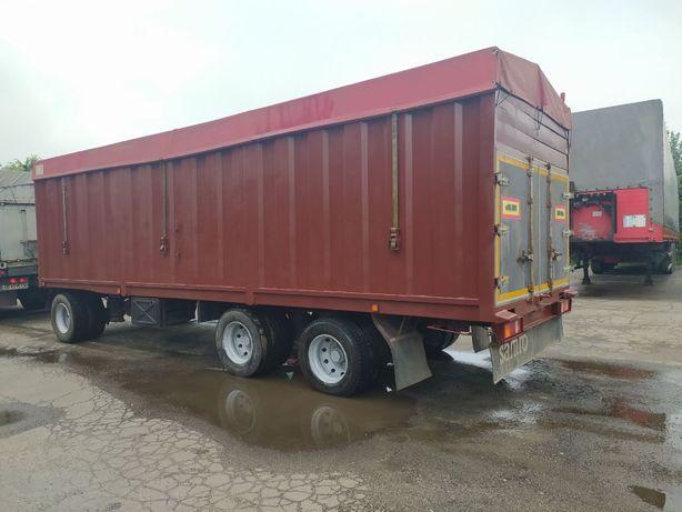 Прицеп для перевозки грузов.