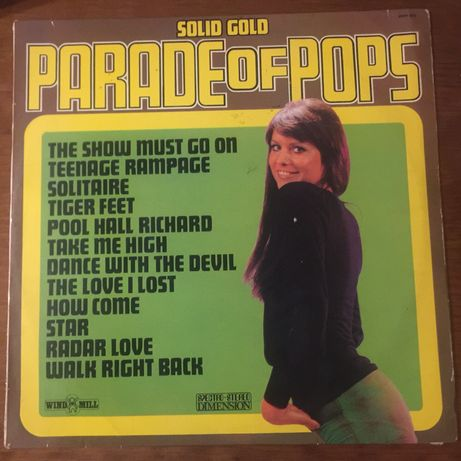 Disco The Parade of Pop 1974