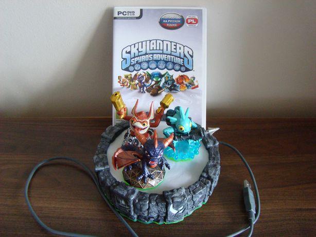 Gra Skylanders Spyro`s Adventure PC