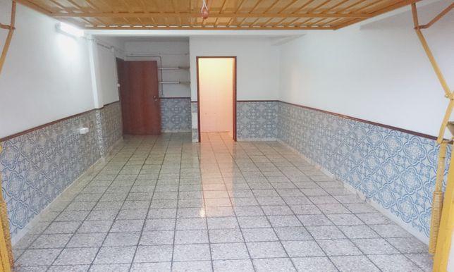 Garagem individual fechada