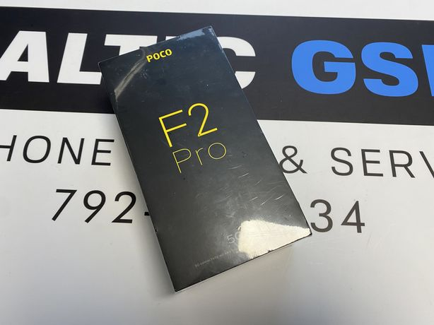 Nowy Poco F2 Pro 6GB 128GB Neon Blue Gwarancja
