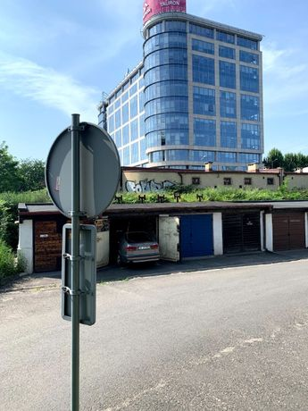 Wynajmę garaż murowany Katowice ul. Ściegiennego