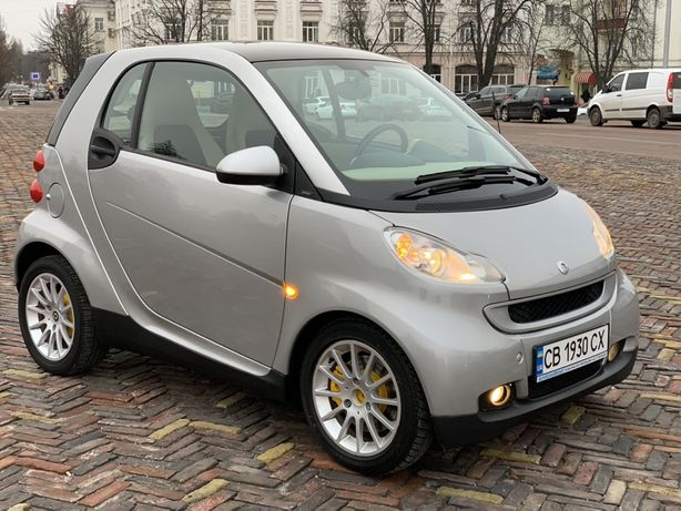 SMART Fortwo 451 MHD Passion 71hp 2010