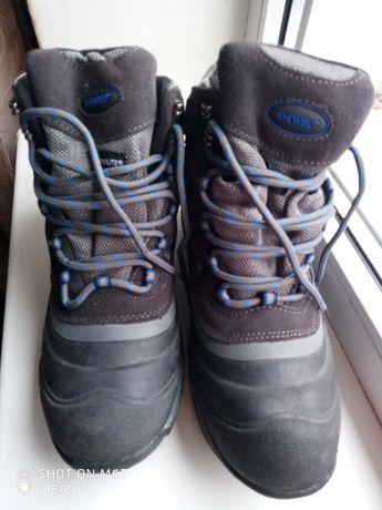 черевики зимові KHOMBU непромокаючі
